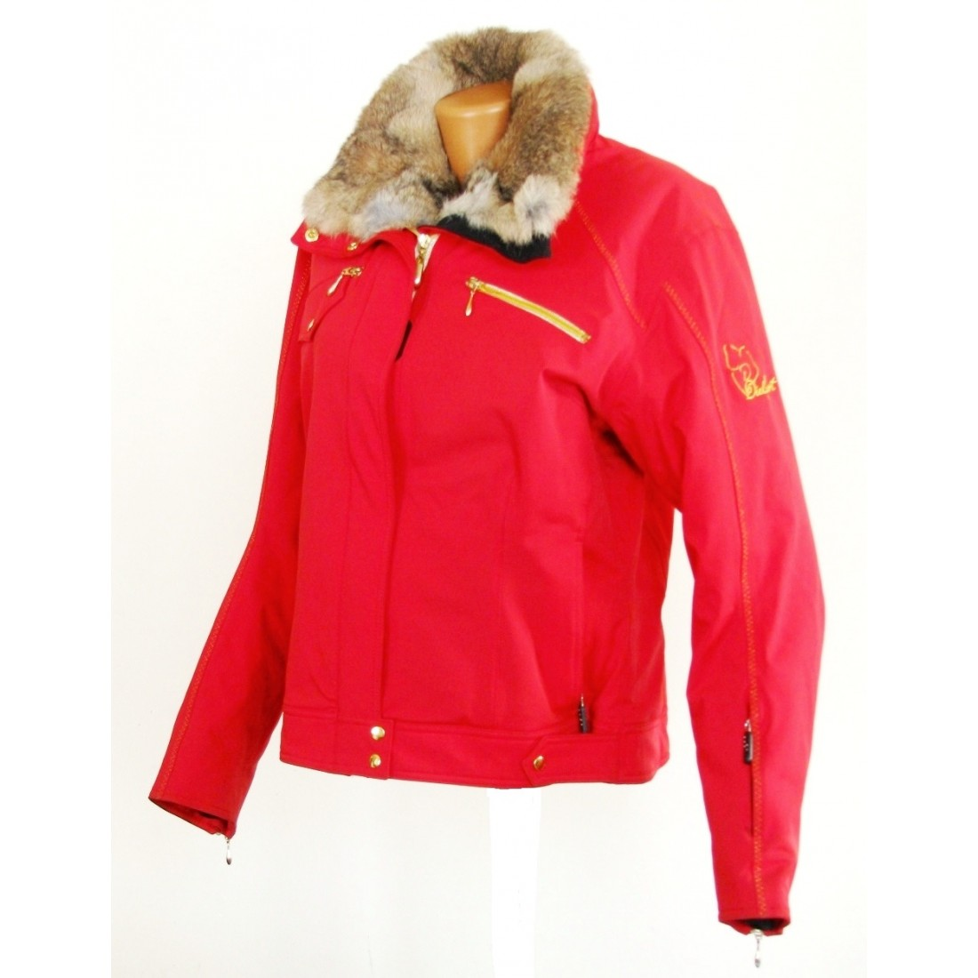 c311cc6f339 DIEL SPORT 27744 E3 Дамско яке за ски Диел спорт 15000 - колекция ALPINE  червено