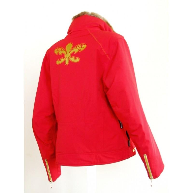 ce4e0ac88c9 ... DIEL SPORT 27744 E3 Дамско яке за ски Диел спорт 15000 - колекция  ALPINE червено ...