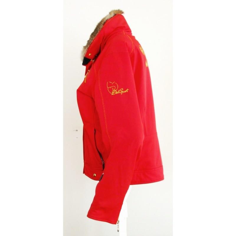 086895bc5fb ... DIEL SPORT 27744 E3 Дамско яке за ски Диел спорт 15000 - колекция  ALPINE червено