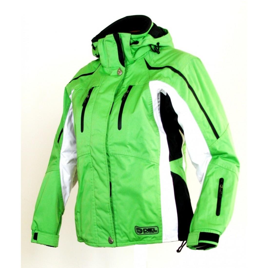 4b33558a499 DIEL SPORT 27752 B Дамско яке за ски Диел спорт колекция ULTRA зелено