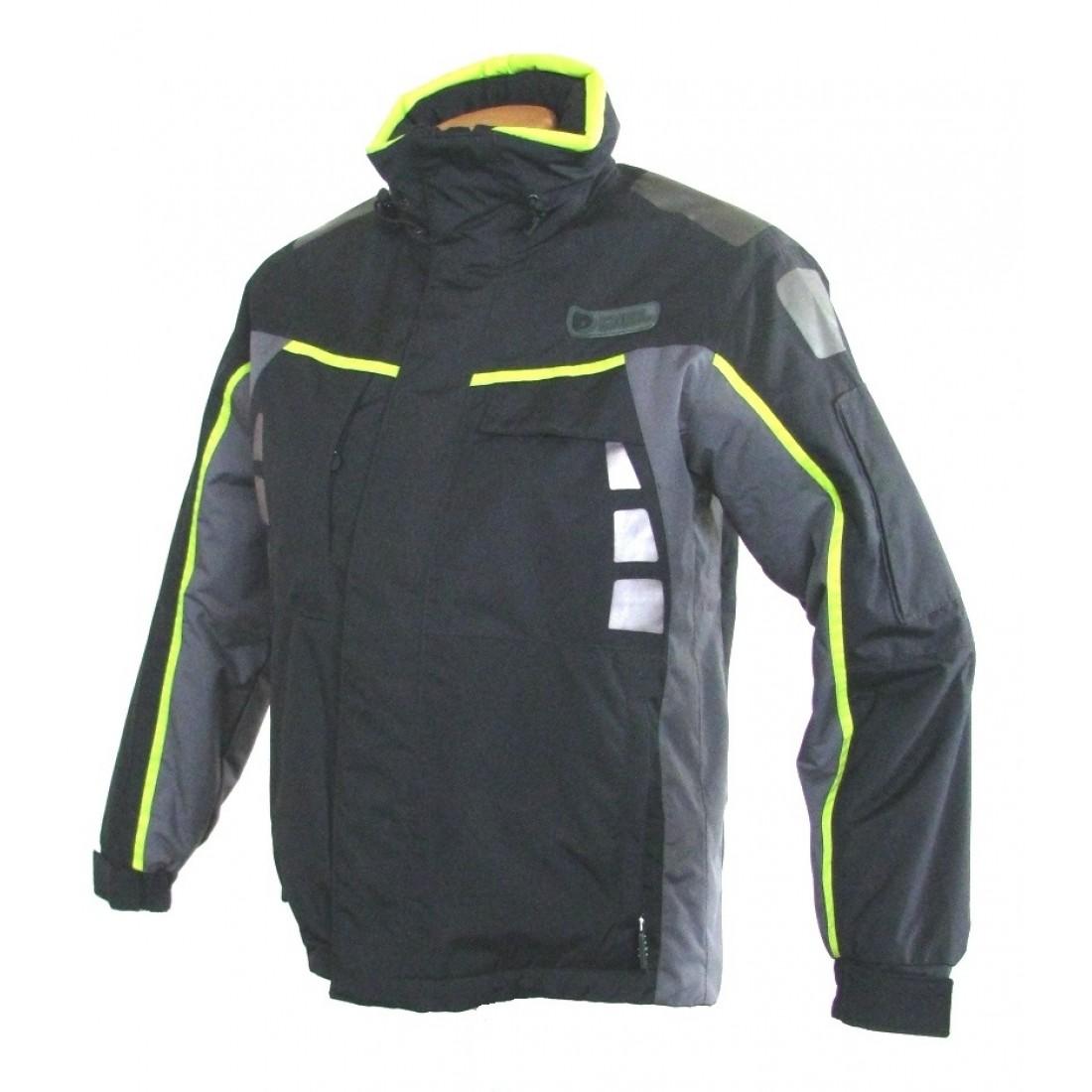 d904d34e938 -60% DIEL SPORT 37871 Юношеско яке за ски - колекция ULTRA диел спорт черно
