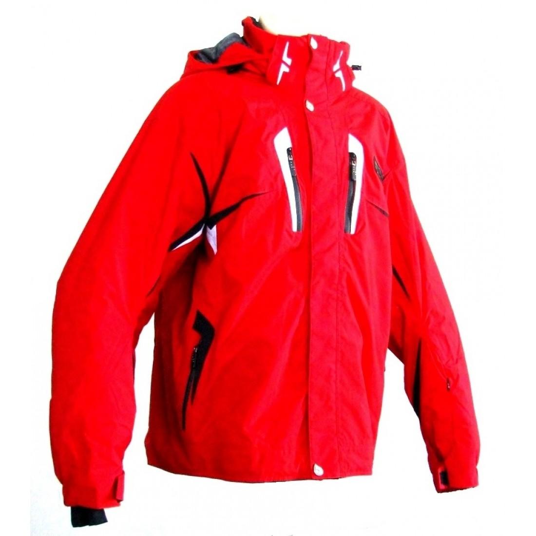 225a302c60b 17054 D Мъжко ски яке - DIEL SPORT ДИЕЛ СПОРТ колекция ULTRA DERMIZAX 20000  мм воден стълб червено