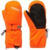 Nevica Lech Infants детски ръкавици за ски водонепромокаеми дишащи един пръст лапа оранжеви