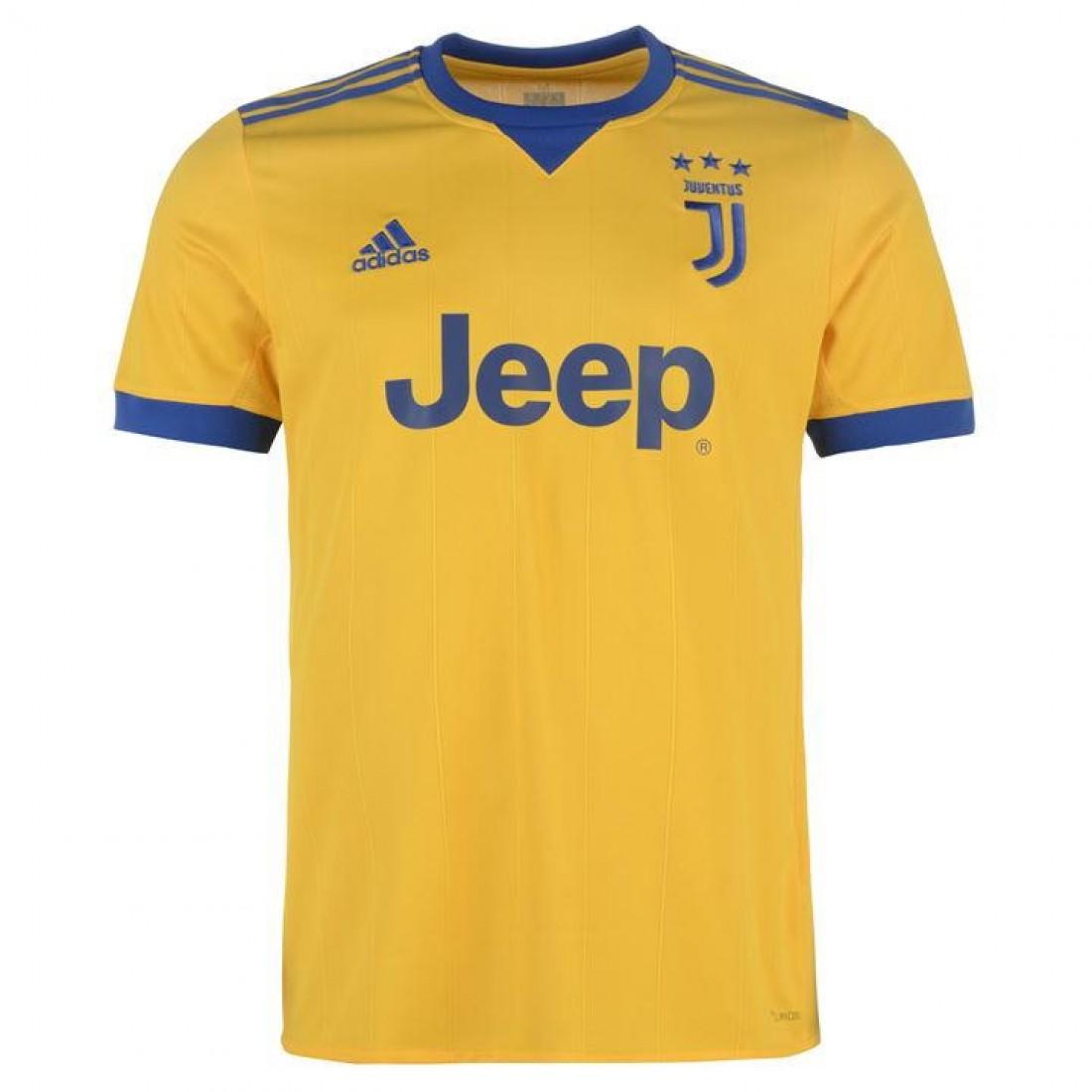 14212d9dea2 adidas Juventus детска футболна тениска Ювентус Адидас Away Shirt 2017 2018  Junior оригинална