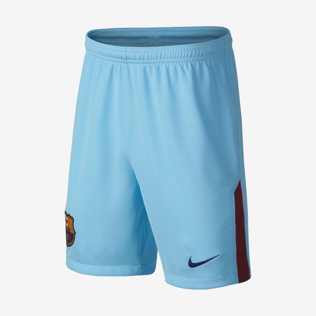 ff4e7aa9bb5 ... Nike Barcelona мъжки футболни шорти Барселона Найк Away Shorts 2017  2018 нов сезон гостуващи оригинални