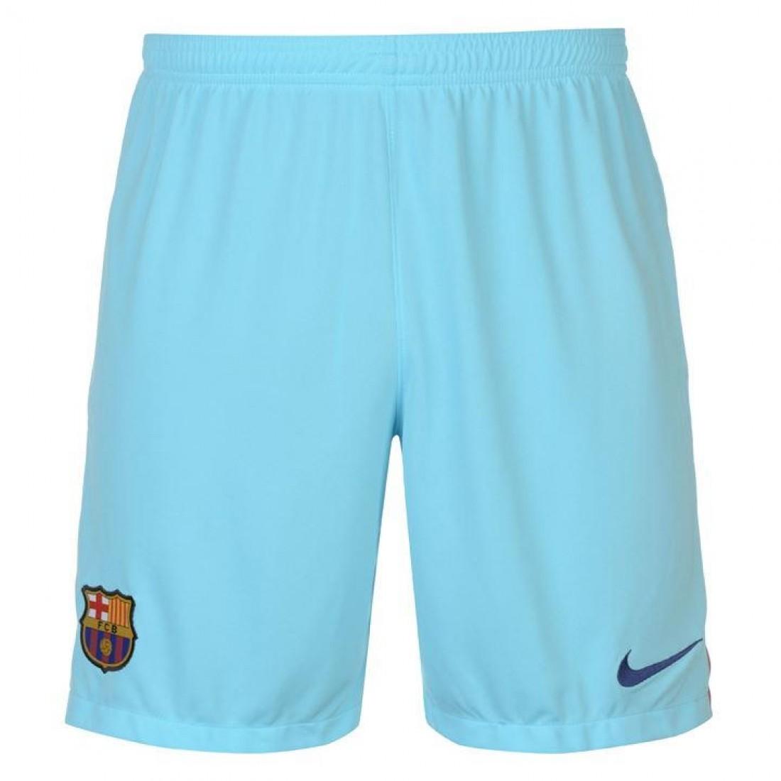 860a689a146 Nike Barcelona мъжки футболни шорти Барселона Найк Away Shorts 2017 2018  нов сезон гостуващи оригинални