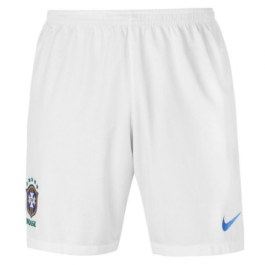 be209090b9a Nike Brazil мъжки футболни шорти на Бразилия Найк гостуващи Away Shorts  2018 оригинални гащета за Световното първенство по футбол