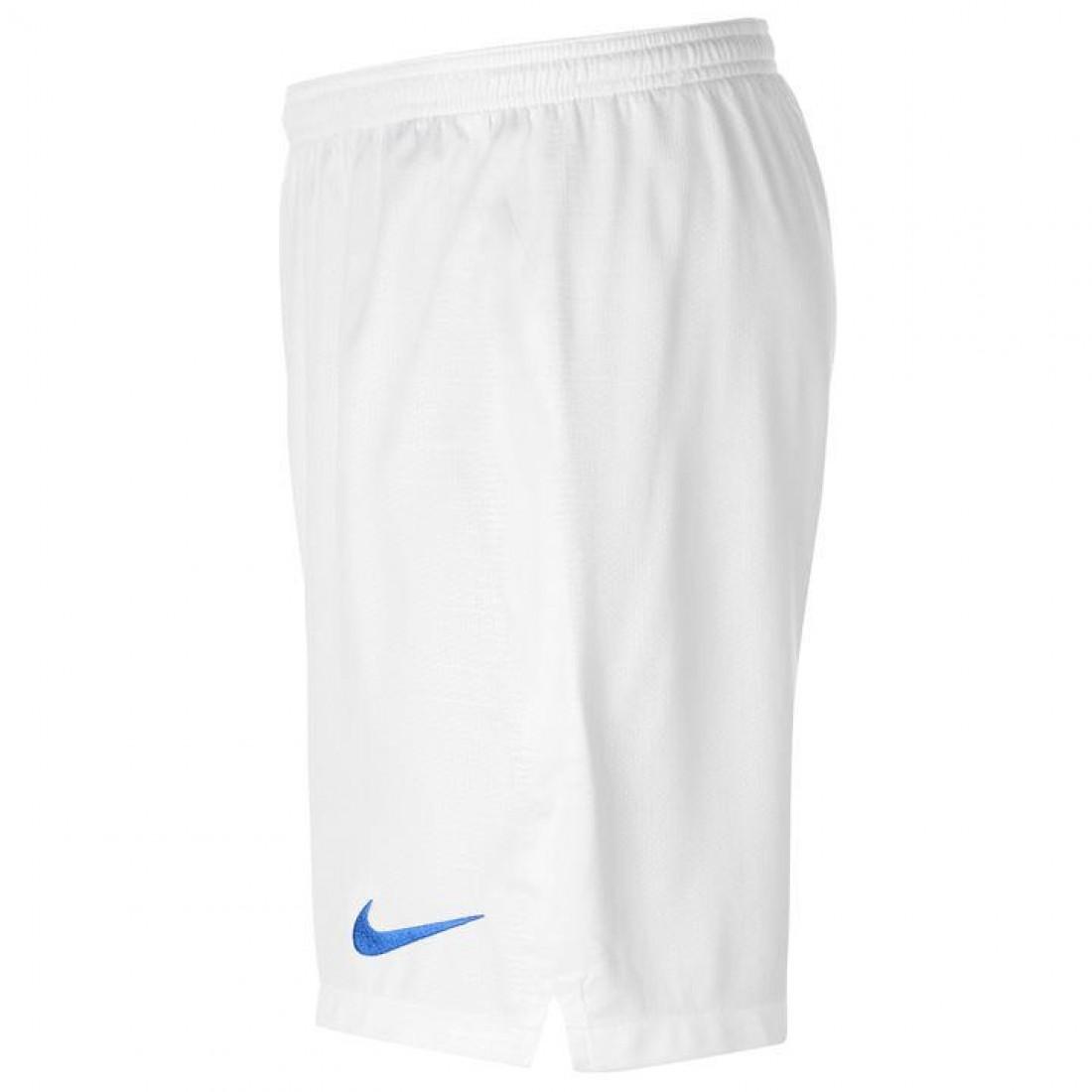 bca44052635 Nike Brazil мъжки футболни шорти на Бразилия Найк гостуващи Away Shorts  2018 оригинални гащета за Световното ...