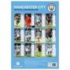 Manchester City FC официален календар на Манчестър Сити за 2019 година