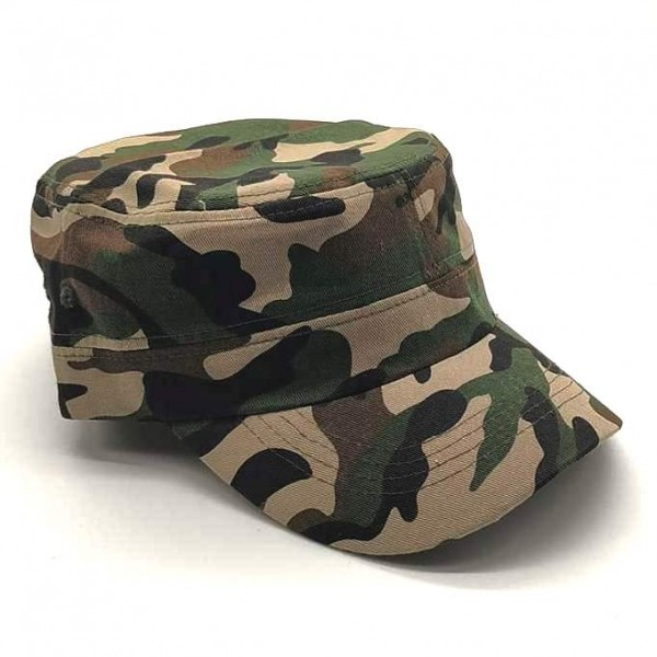 Castro шапка с козирка Кастро камуфлажна
