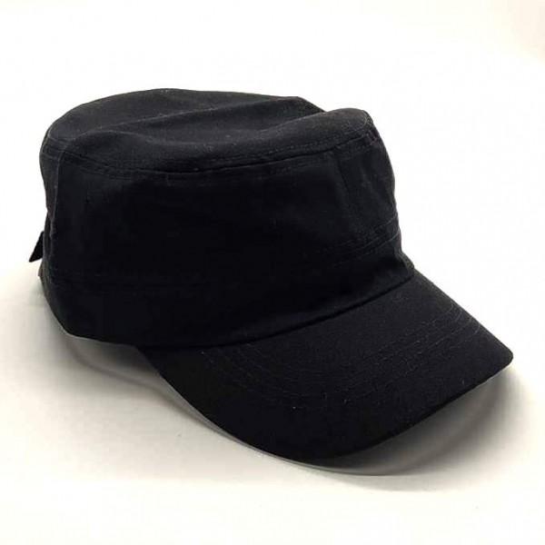 Castro шапка с козирка Кастро черна