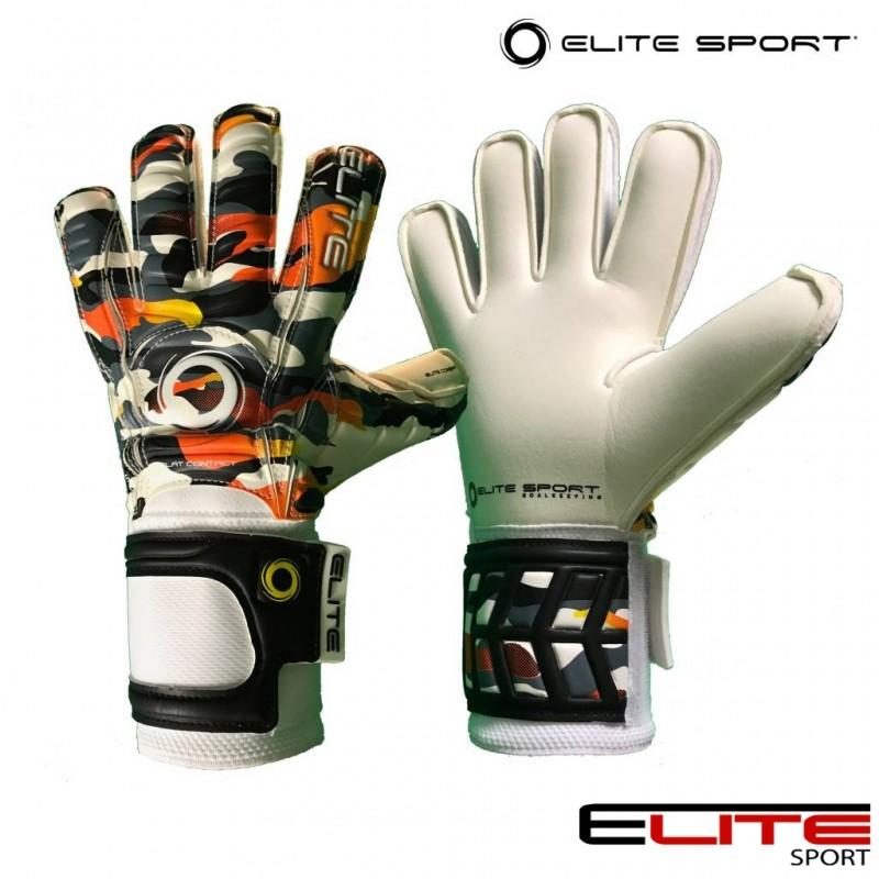 38f9ed31c09 ELITE COMBAT вратарски ръкавици мъжки детски юношески Елит спорт черни  професионални 4 мм латекс