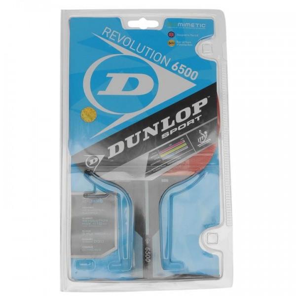 Dunlop Revolution 6500 Paul Drinkhall професионална хилка за тенис на маса Пол Дринкхол Table Tennis Bat цена