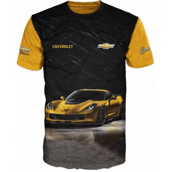 Мъжка тениска Chevrolet
