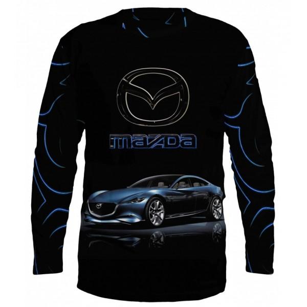 Мъжка блуза Mazda