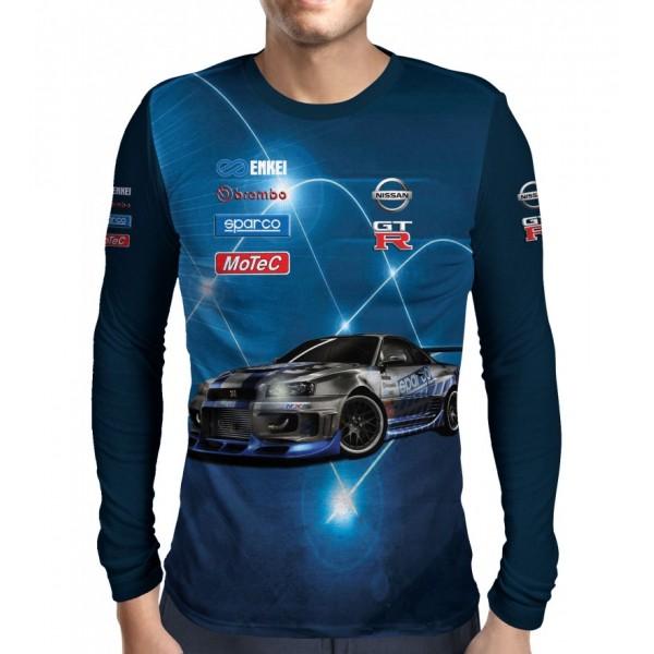 Мъжка блуза Nissan