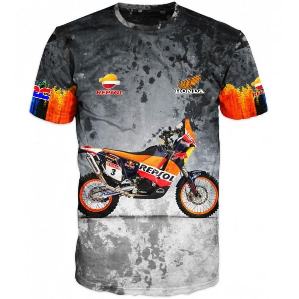 Мъжка тениска Honda