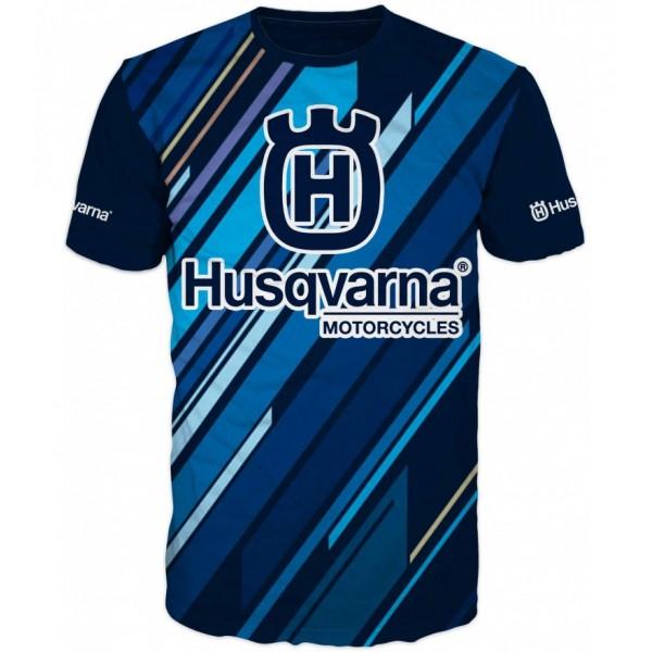 Мъжка тениска Husqvarna