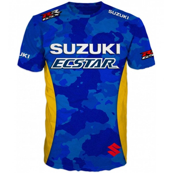 Мъжка тениска Suzuki