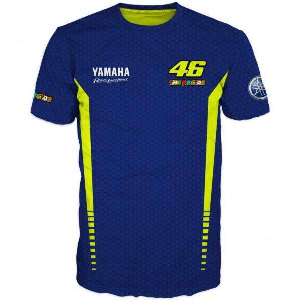Мъжка тениска Yamaha
